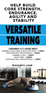 5 Best Bosu Exercises Benswic Core Strength Endurance Agility Stability