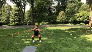 Outdoor Training Benswic Fitness Outside