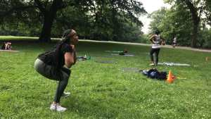 Outdoor Training Benswic Fitness Outside