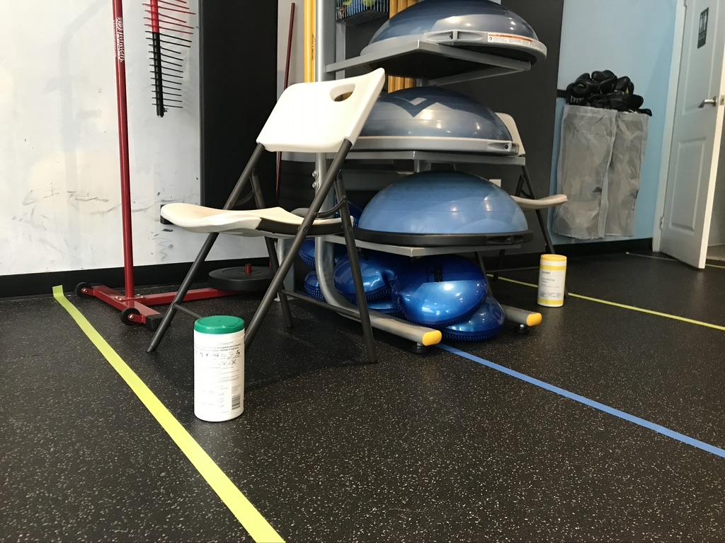 Benswic Studio Gym