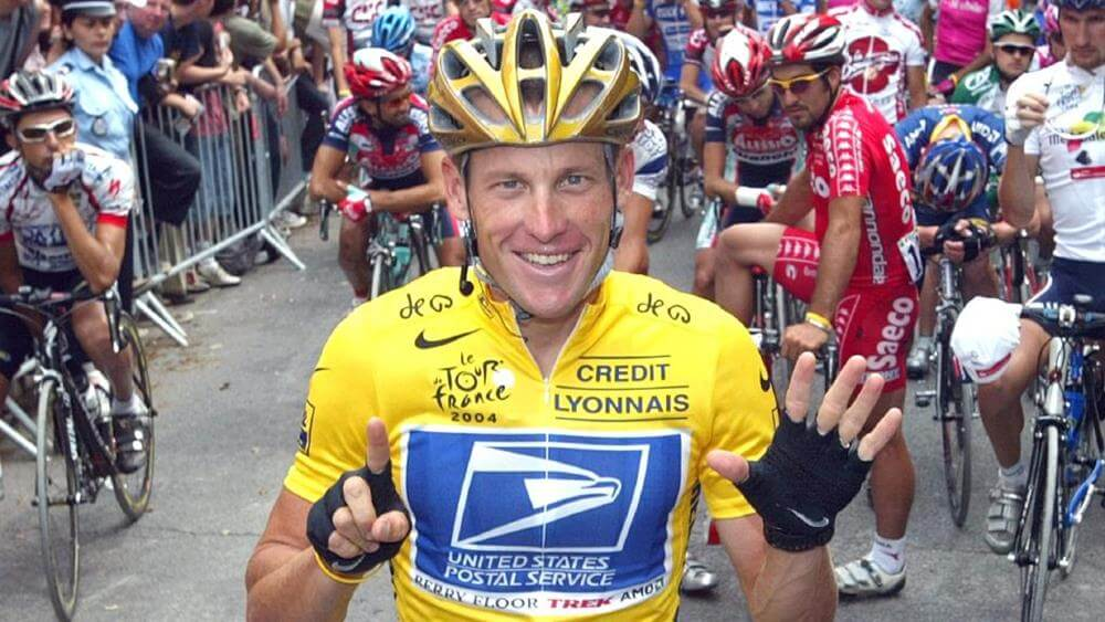 This is why some people think Lance Armstrong is a cheat