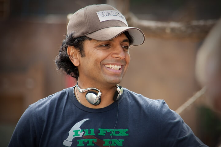 M Night Shyamalan claims 20 reporters told him they loved 'The Village'