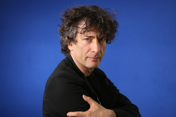 Neil Gaiman's $45,000 public library speech fee did not include travel expenses