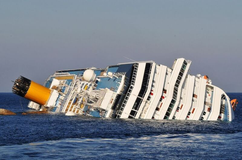 This is why I don't go on cruises