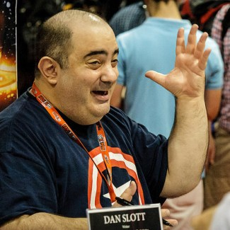 Comic book writer Dan Slott gets death threats