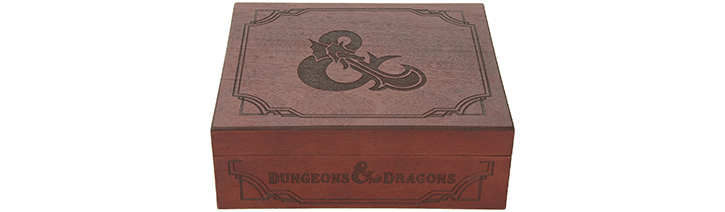 Prepare thyself for more 'premium' Dungeons & Dragons releases