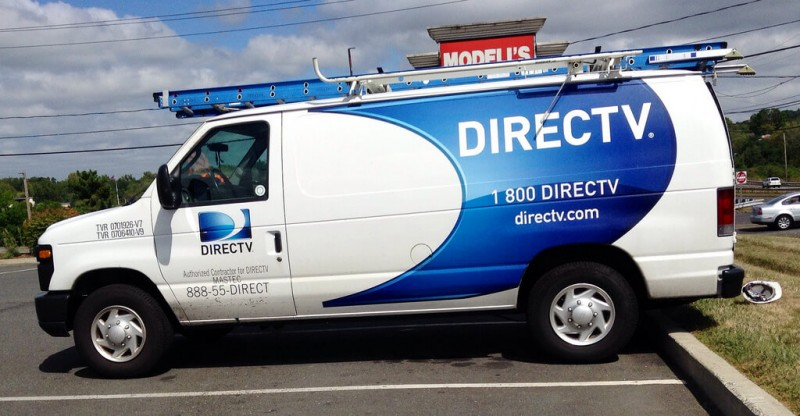 DirecTv says installer will be here between twelve and four, fails to show up