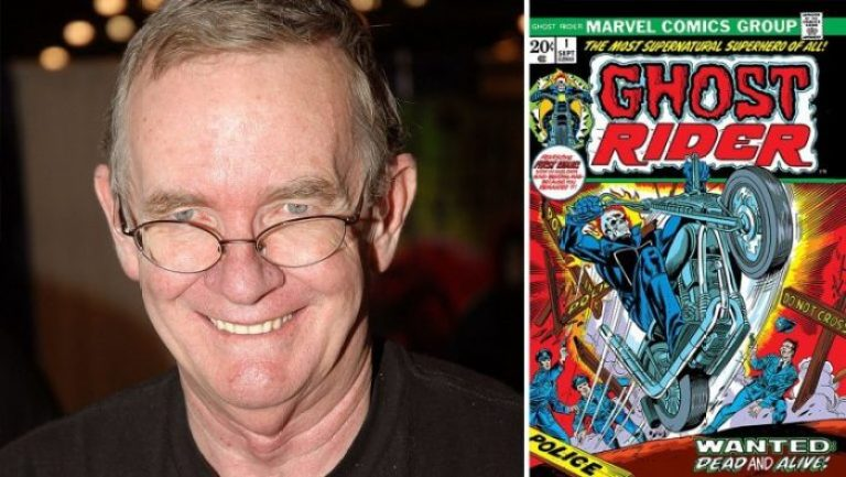 Gary Friedrich and Marvel Comics settle over Ghost Rider differences