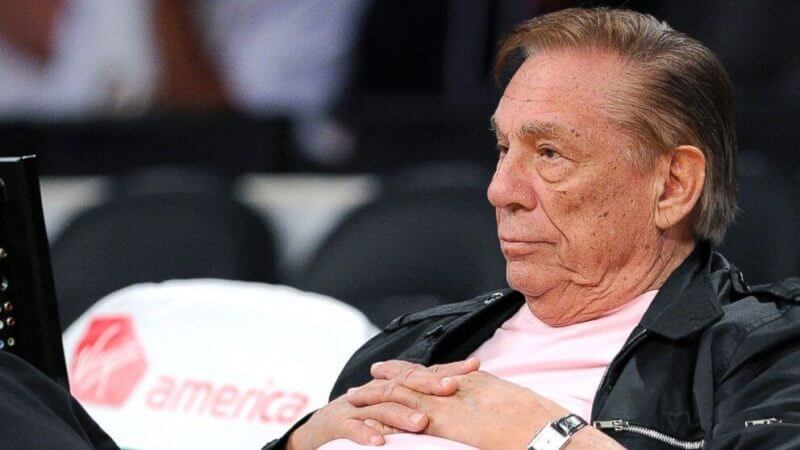 Donald Sterling banned from NBA for being Donald Sterling