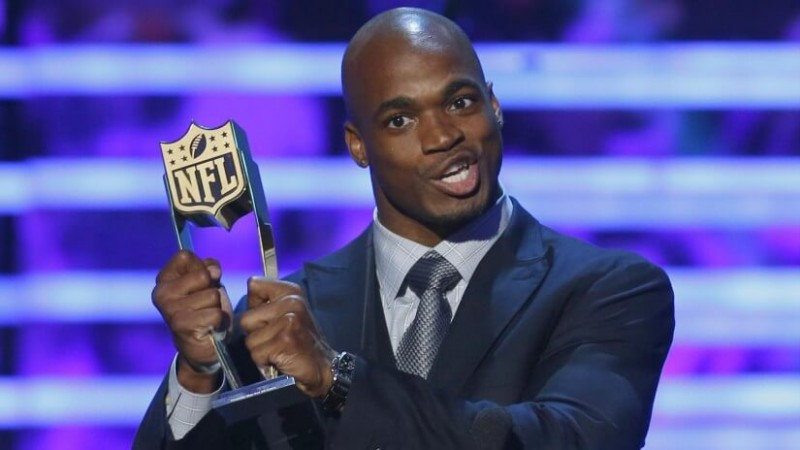 Adrian Peterson, child abuser