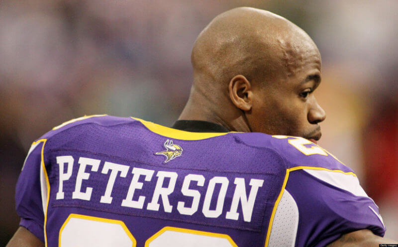 Adrian Peterson facing two years in prison