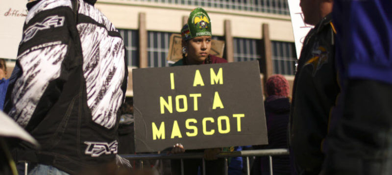 If you have a problem with the Redskins' name or mascot, I have some advice for you