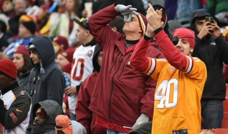How bad are the Washington Redskins?