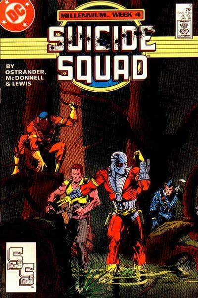 Suicide Squad movie announced
