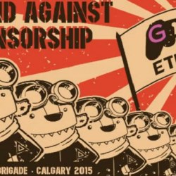 What happened at the Calgary Comic Expo?