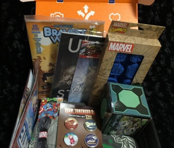 The May 2015 Loot Crate is terrible