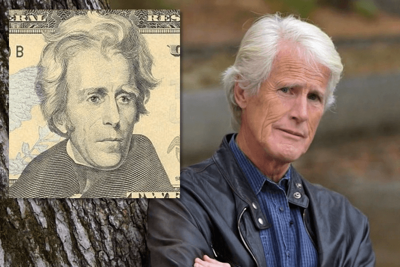 Keith Morrison to be removed from the $20 bill