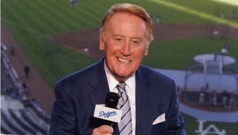 Vin Scully has no time for Socialism