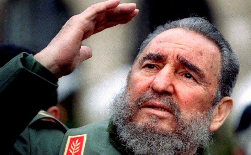 Fidel Castro is dead and that makes me happy