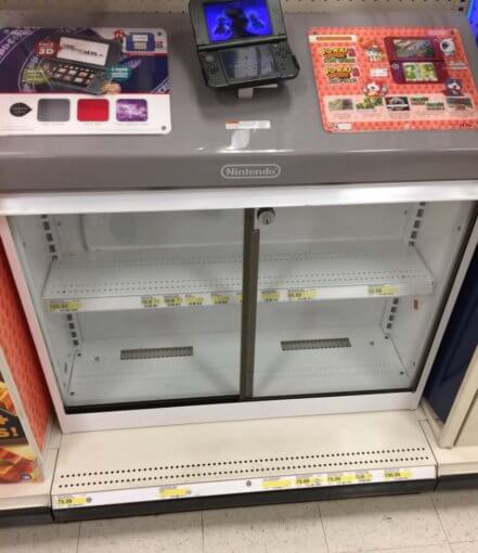 Target puts nonexistent New Nintendo 3DS XL on sale - Bent Corner
