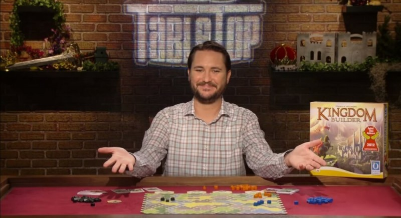 Wil Wheaton's TableTop season four - Bent Corner