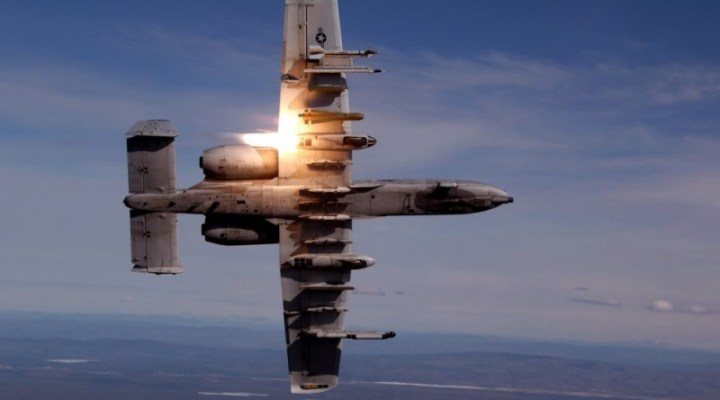 The A-10 needs new wings