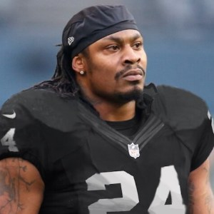 MarshawnLynch sits for U.S. anthem, stands for Mexican anthem