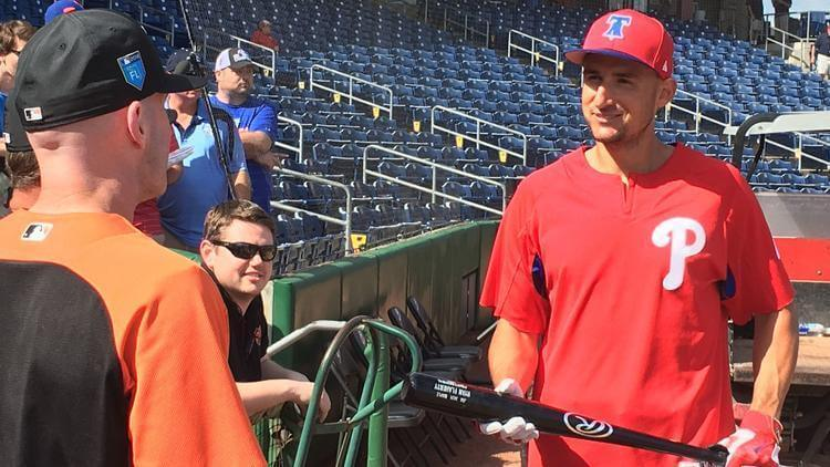Ryan Flaherty signs one-year deal with the Philadelphia Phillies