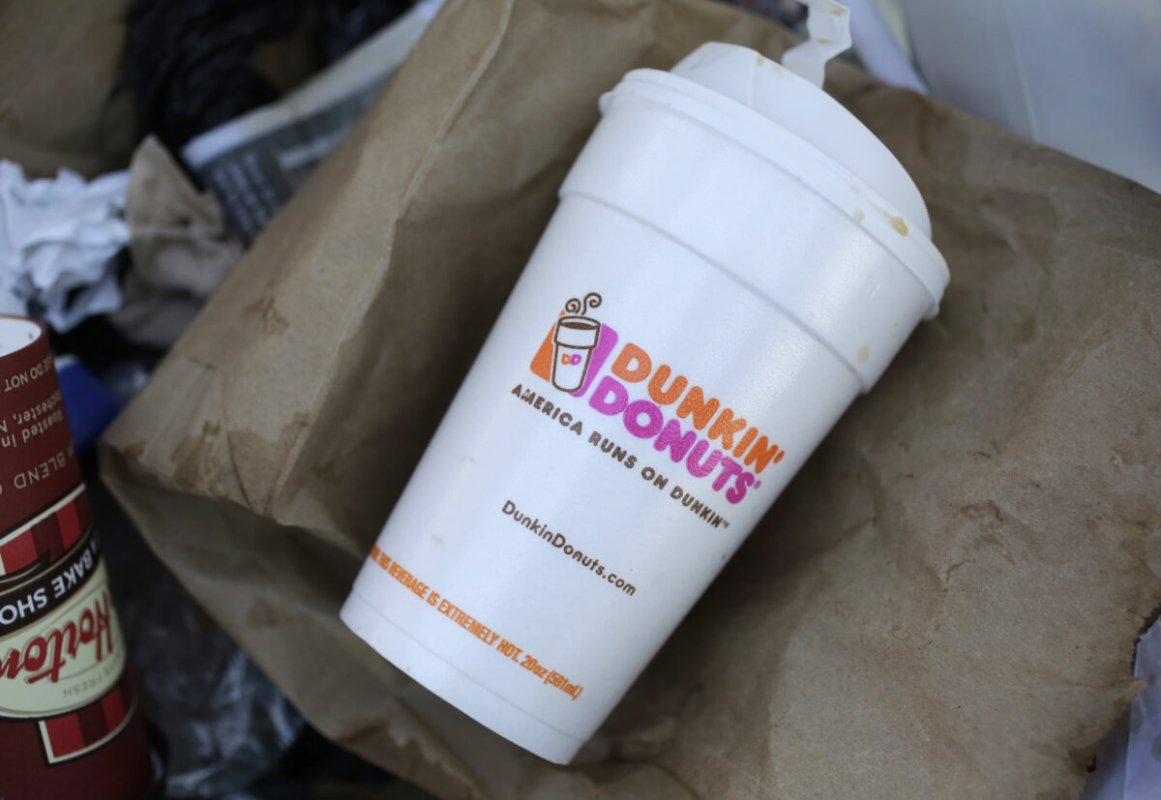 Baltimore declares war on Styrofoam