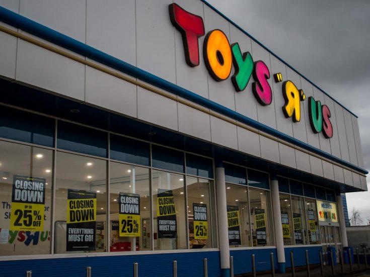 Toys R Us 1957 – 2018