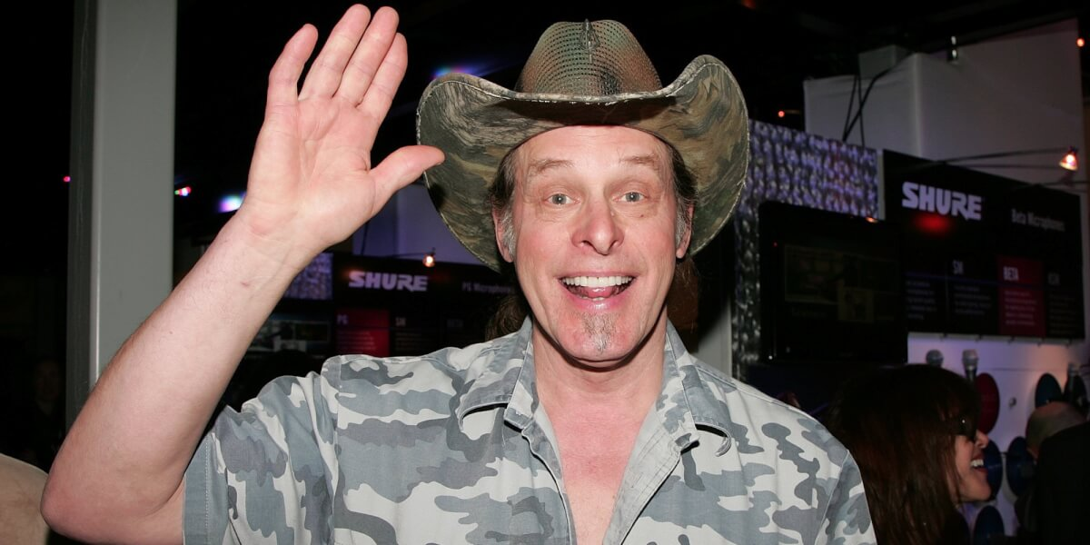 Ted Nugent compares half the country to 'rabid coyotes' who should be shot