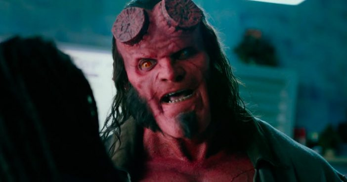 My thoughts on the new 'Hellboy' movie
