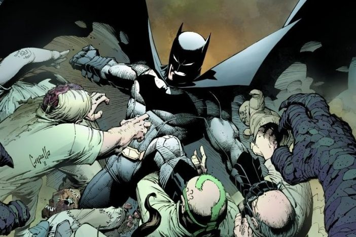 Batman Vol. 1 Omnibus hardcover