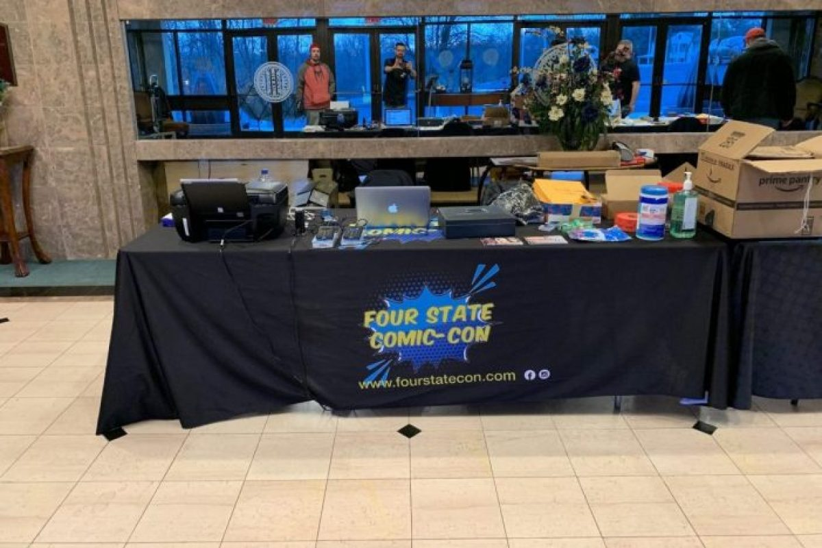 Hagerstown Four State Comic-Con - Rick Rottman