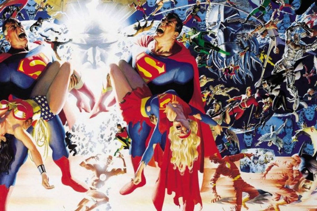 'Crisis on Infinite Earths' Box Set will create a crisis to your wallet - Rick Rottman