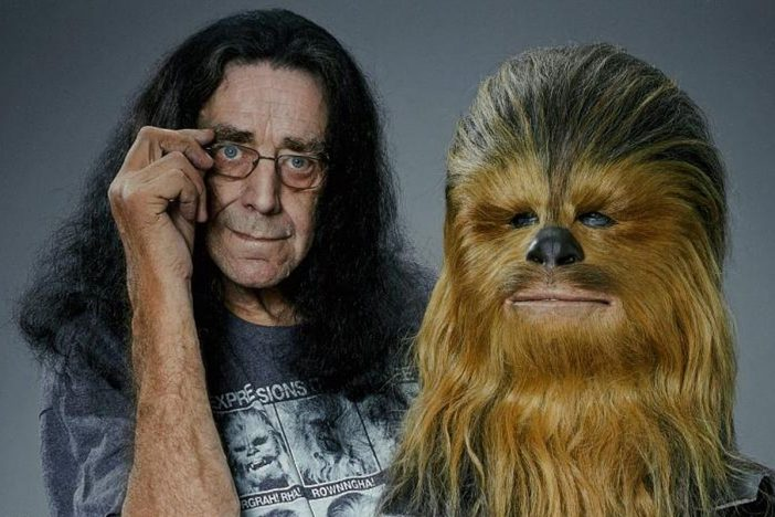 My favorite memory of the late Peter Mayhew