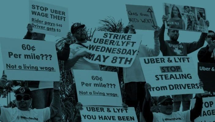 Driving for Uber and Lyft? Find out how much you are making an hour