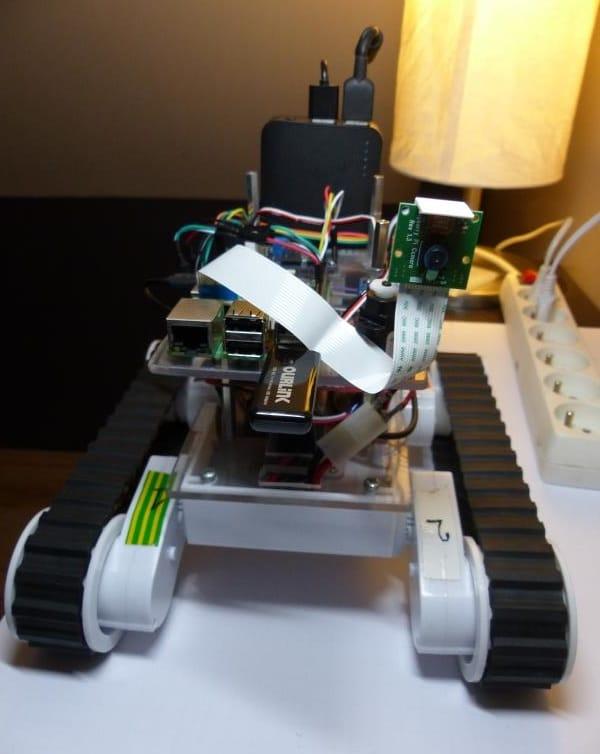 PiRobot - Tadam !