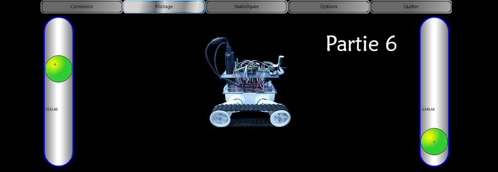 """[PiRobot] Partie 6 – Nos propres """"sliders"""" pour un contrôle des évenéments tactiles !  [C#/WPF]"""