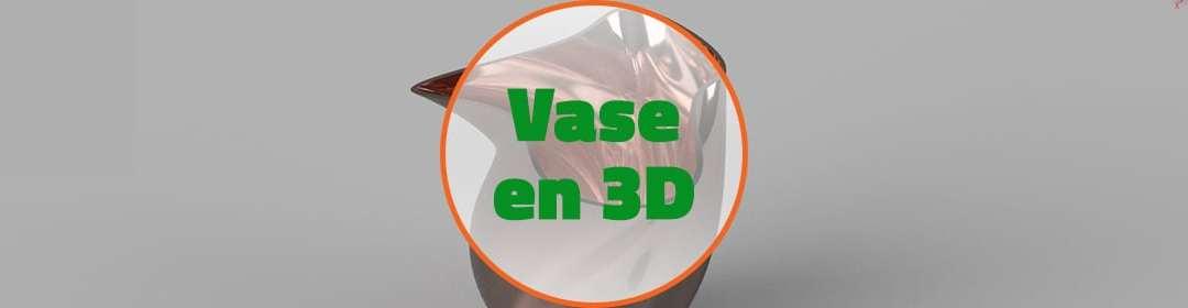 FUSION 360 – Création de vase en 3D [4/10] [VIDEO]