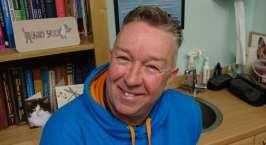 Tony Everitt, Managing Director of Bentley Road Vets in Doncaster