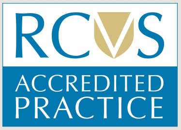 RCVS (Royal College of Veterinary Surgeons) accredited practice logo