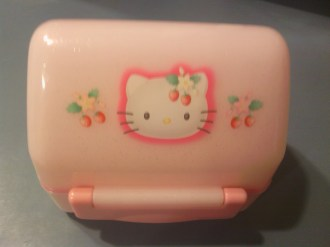 Hello Kitty Onigiri Bento 01