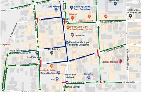 Festival Via Del Vino provoca alterações no trânsito