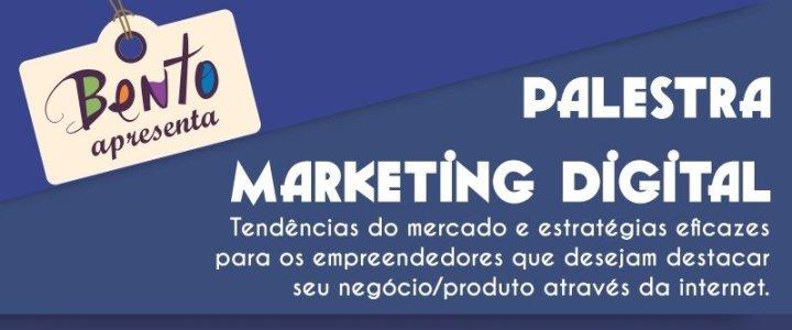 Marketing Digital é tema de palestra nesta terça