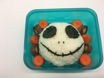 Bento Boxes for Halloween' Diary of a Concussion