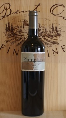 Plumpjack Estate Cabernet 2014