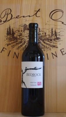 Bedrock Old Vine Zinfandel 2015