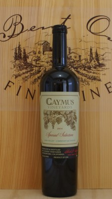 Caymus Special Selection 2014