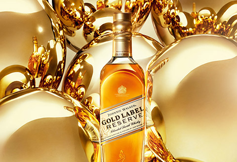 Johnnie Walker – Gold Label